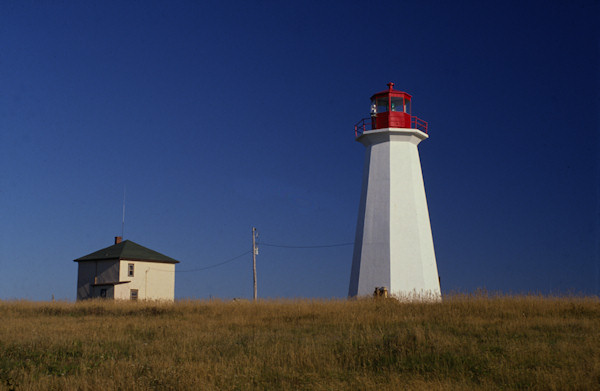LIGHTHOUSE,P.E.I.